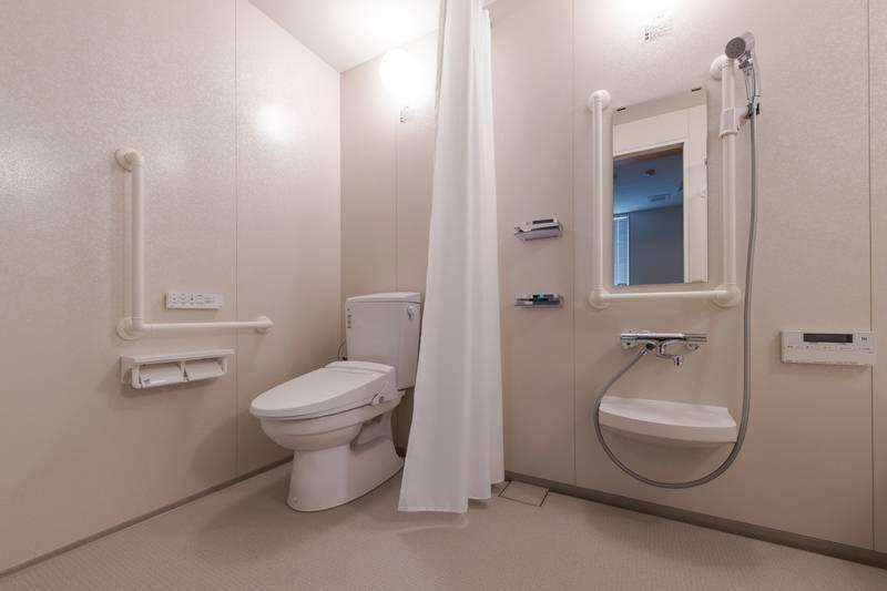 100号室兼管理人室-100号室兼管理人室 トイレ