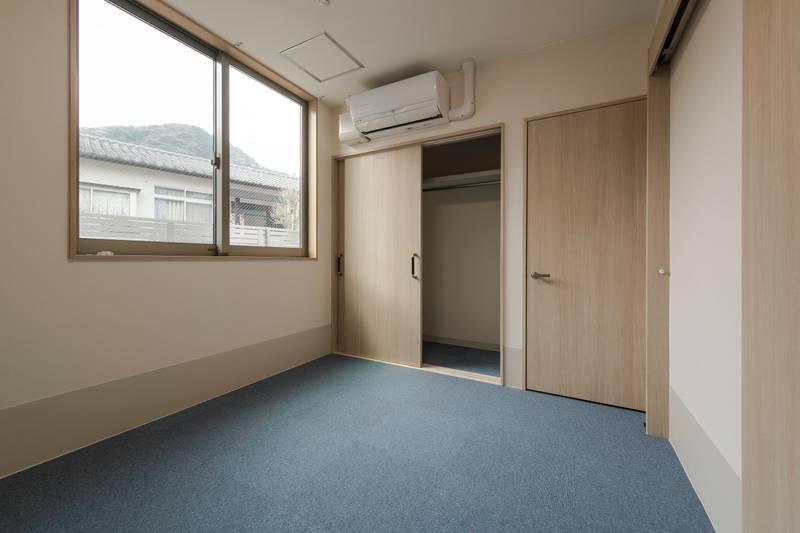 100号室兼管理人室-100号室兼管理人室 居室