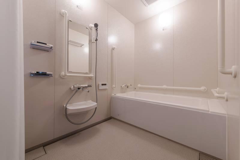 100号室兼管理人室-100号室兼管理人室 浴室