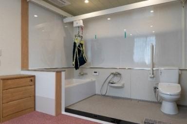 101号室-浴槽