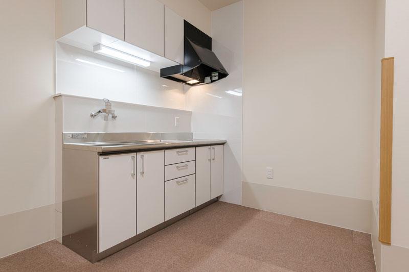 102号室-キッチン