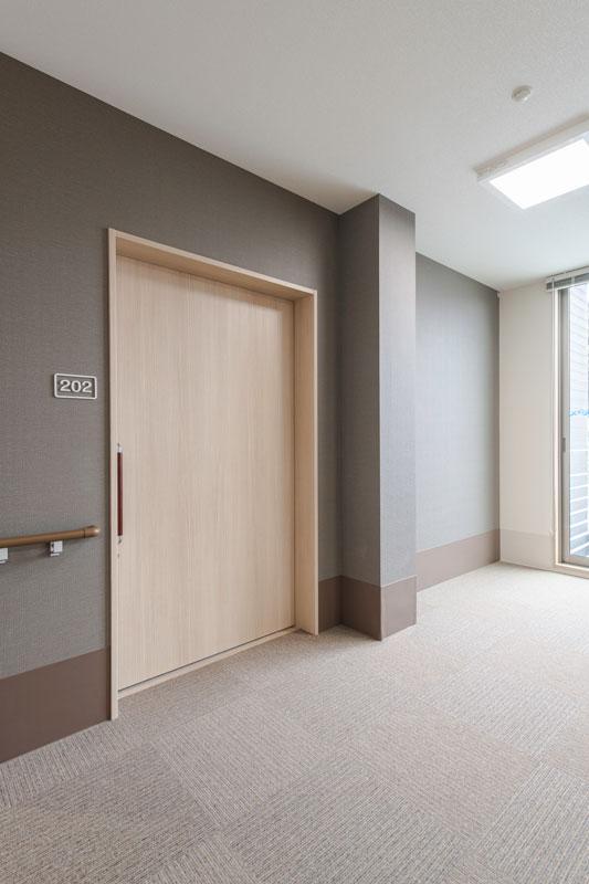 202号室-入口