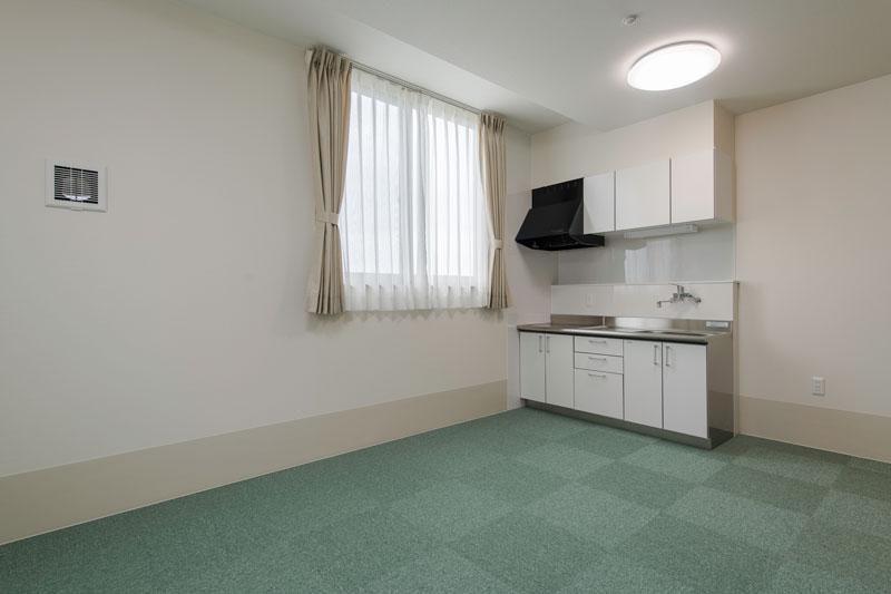 203号室-キッチン