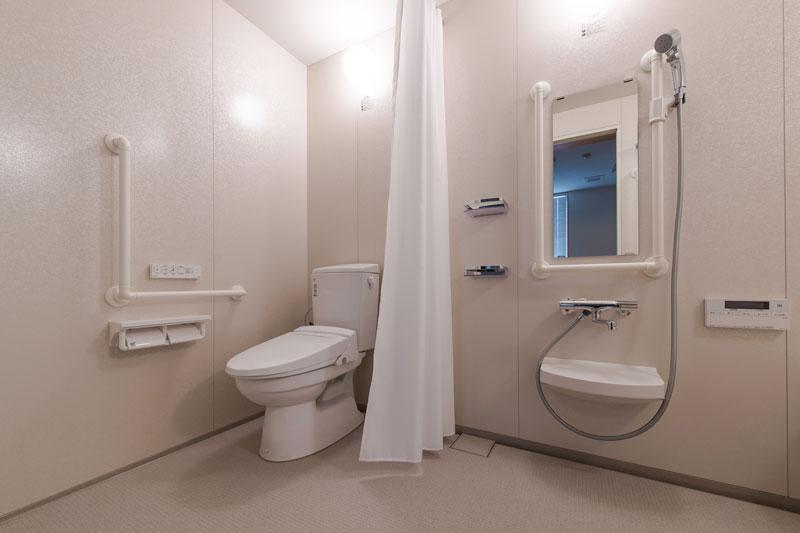 203号室-トイレ