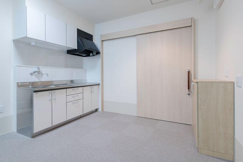 205号室-キッチン