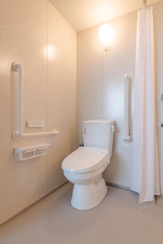 206号室-トイレ