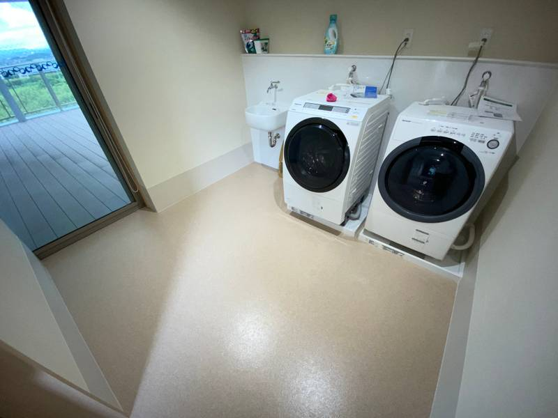 共用部-2-2F共有洗濯室